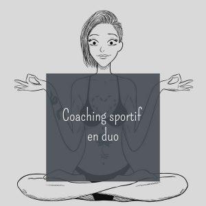 Coaching sportif en DUO virginie brisson epernay oiry